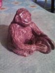 Cintányérozó majom, mint hétköznapi fazekastermék. :)