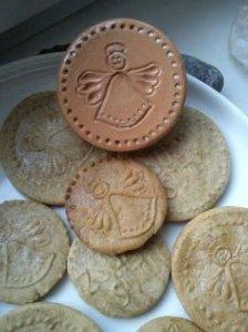 Zsuzsi karácsonyi kekszei Kiskunfélegyházáról