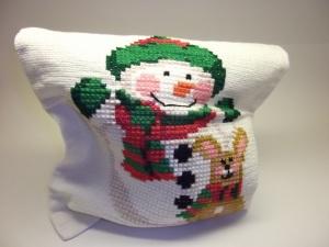 és egy másik hóemberes, amiben....